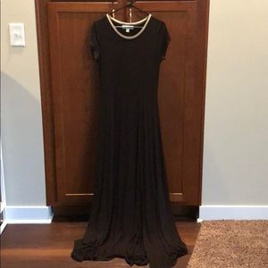 NWT MICHAEL Michael Kors Maxi Dress with Slit